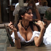 Oktoberfest - Hot girls and beer! - Pictures nr 101