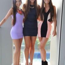 Dziewczyny w obcisłych sukienkach IX - Zdjecie nr 1099