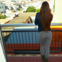 Hot girls in tight leggings V - Pictures nr 3