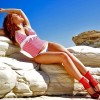 Beautiful girls with the red hair - Pictures nr 3