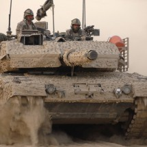 The tanks in action - Pictures nr 2