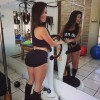 Fit girls in short shorts - Pictures nr 13