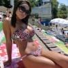 Girls in Skimpy Bikinis
