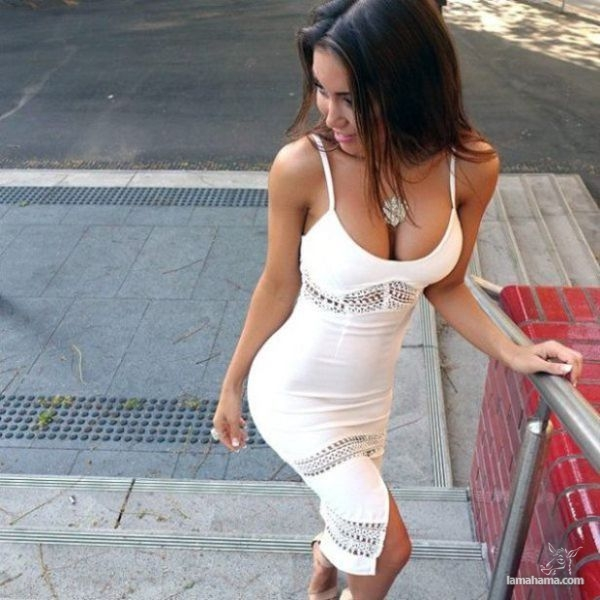Girls in tight dresses X - Pictures nr 1
