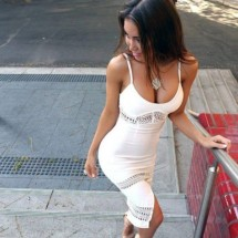 Girls in tight dresses X - Pictures nr 1253