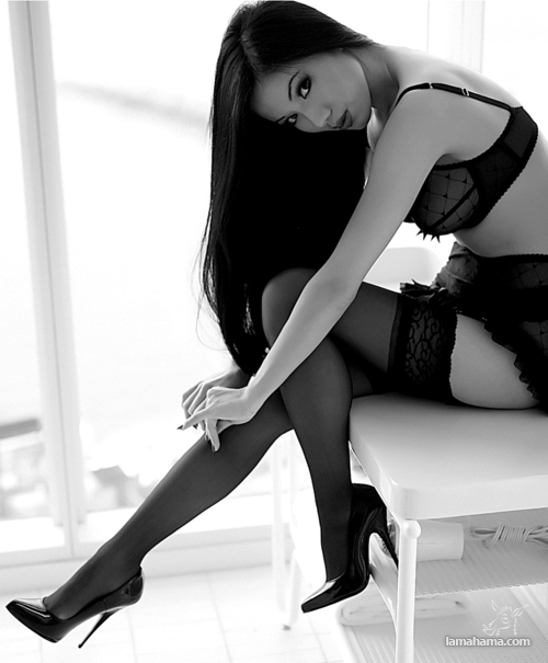 Women in stockings - Pictures nr 11