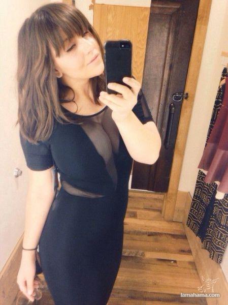 Avantajadas de vestido