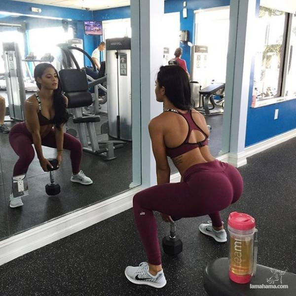 Fitness girls - Pictures nr 10
