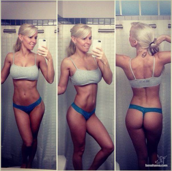 Fitness girls - Pictures nr 3