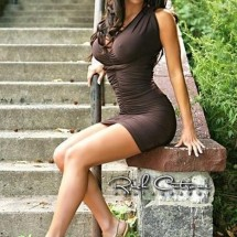 Girls in short dresses - Pictures nr 2