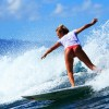 Beautiful girls surfing - Pictures nr 7