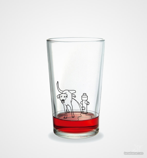 Creative glassware designs - Pictures nr 1