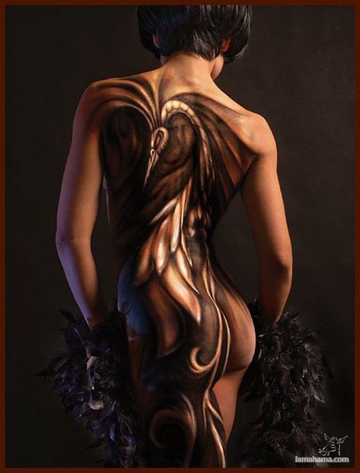 Bodypainting - Pictures nr 13