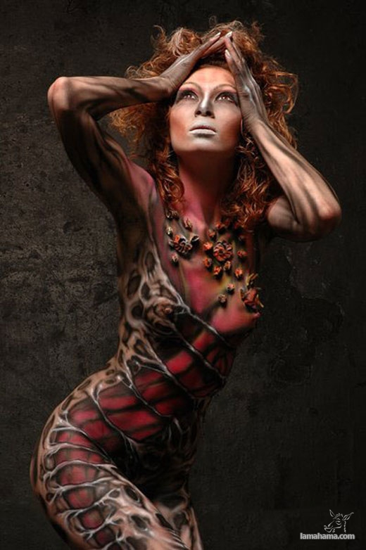 Bodypainting - Pictures nr 2