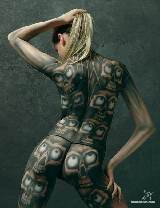 Bodypainting - Pictures nr 4