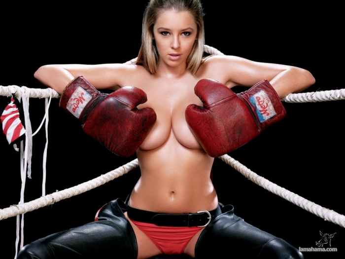 Girls and boxing - Pictures nr 1