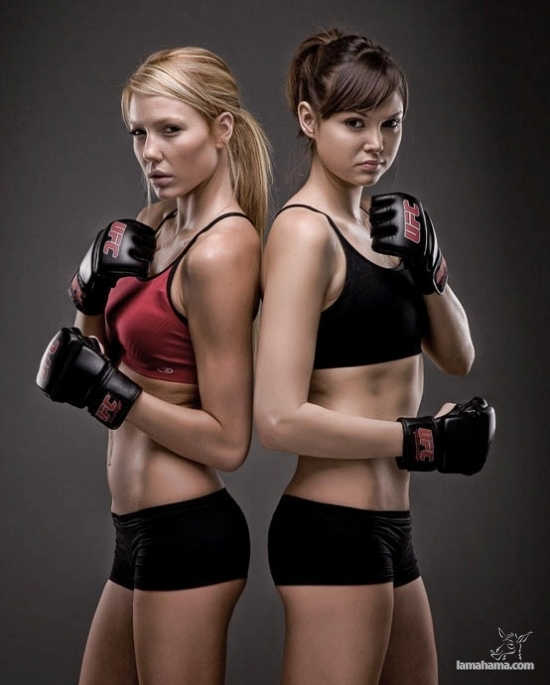 Girls and boxing - Pictures nr 10