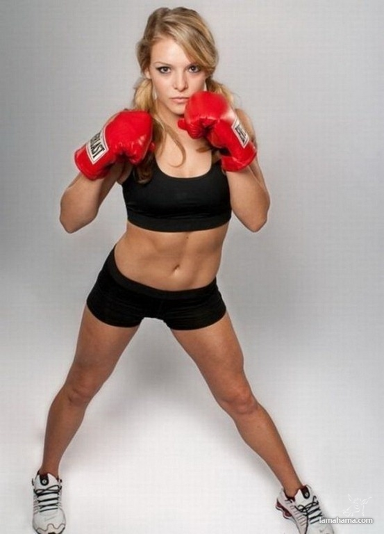 Girls and boxing - Pictures nr 14