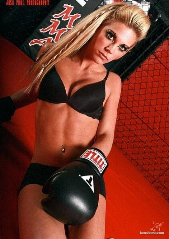 Girls and boxing - Pictures nr 15