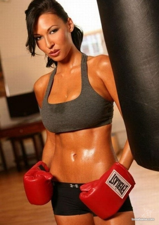 Girls and boxing - Pictures nr 18