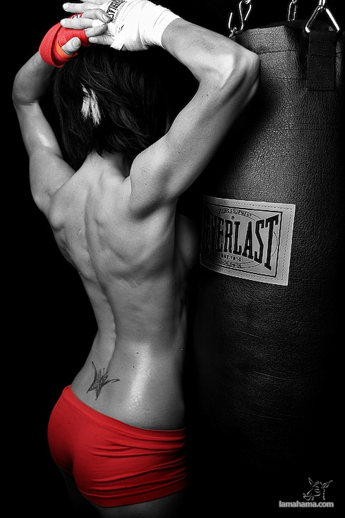 Girls and boxing - Pictures nr 27