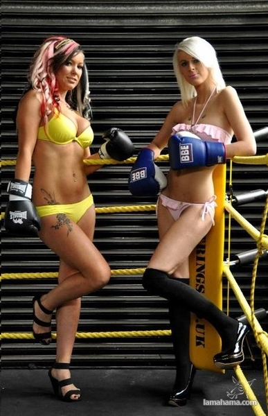 Girls and boxing - Pictures nr 28