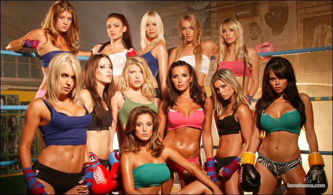 Girls and boxing - Pictures nr 29