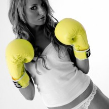 Girls and boxing - Pictures nr 5
