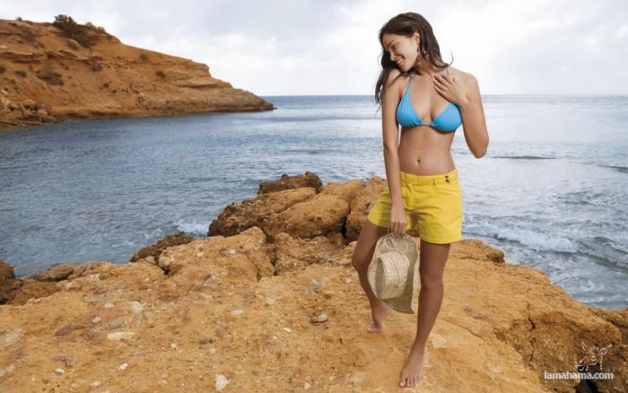 фото красивых девушек украинки на пляже