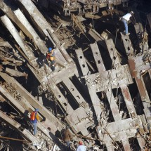 WTC Ground Zero: Before, during and 10 years later - Pictures nr 4