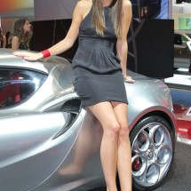 Cars and girls of Frankfurt Auto Show 2011 - Pictures nr 7