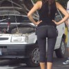 Hot girls in tight leggings II - Pictures nr 13