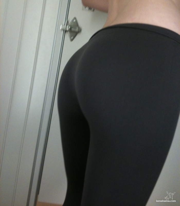 Hot girls in tight leggings II - Pictures nr 42