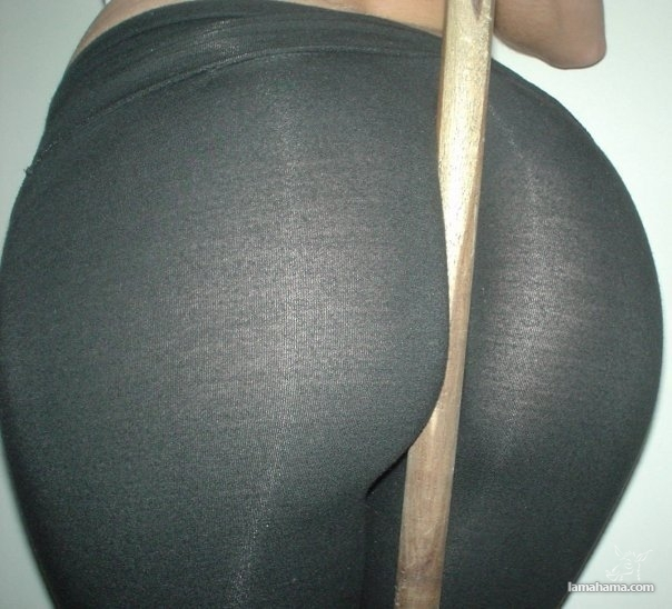 Hot girls in tight leggings II - Pictures nr 47