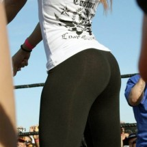 Hot girls in tight leggings II - Pictures nr 4