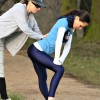 Hot girls in tight leggings II - Pictures nr 6