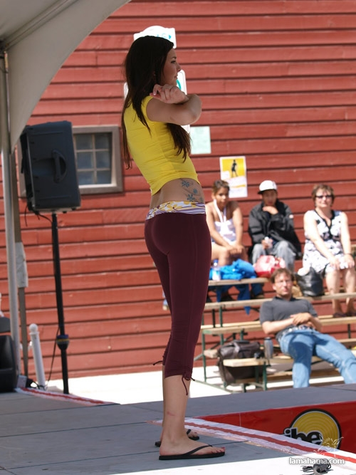 Hot girls in tight leggings II - Pictures nr 8