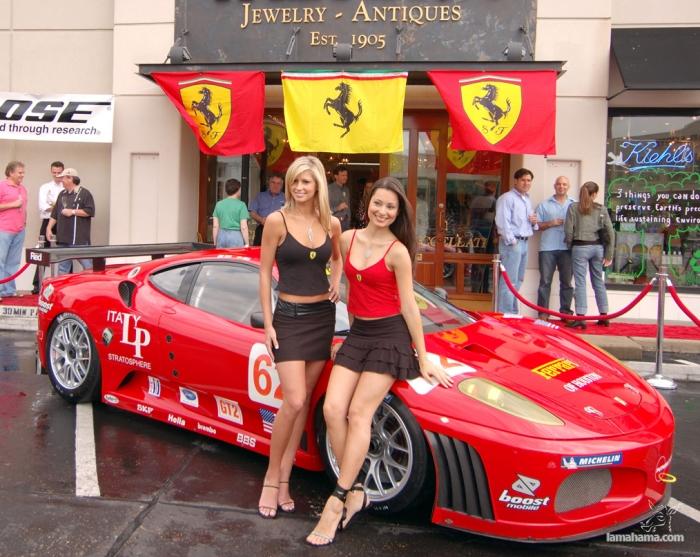 Ferrari Girls - Pictures nr 1