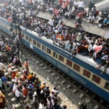 More and more crowded on the planet earth - Pictures nr 27