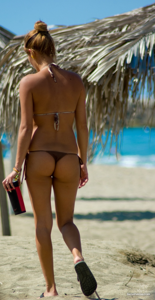 Girls from the beach for farewell summer - Pictures nr 12