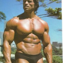 Young Arnold Schwarzenegger - Pictures nr 1