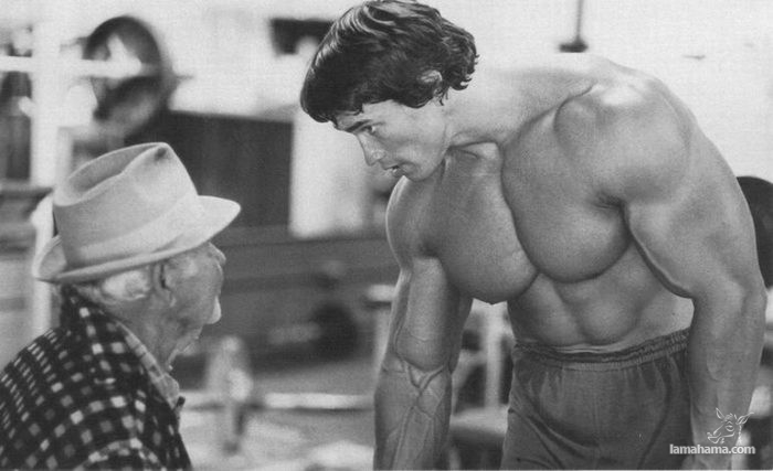 Young Arnold Schwarzenegger - Pictures nr 2