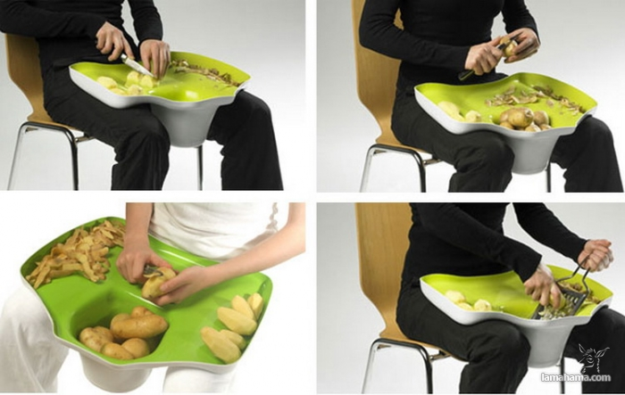 Creative kitchen gadgets - Pictures nr 1