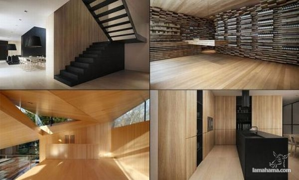Modern houses of wood - Pictures nr 16