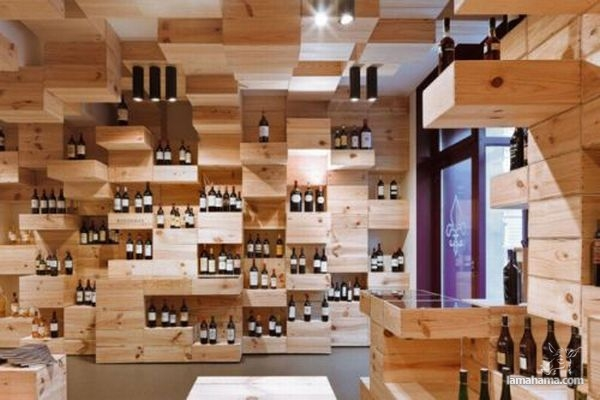 Modern houses of wood - Pictures nr 17