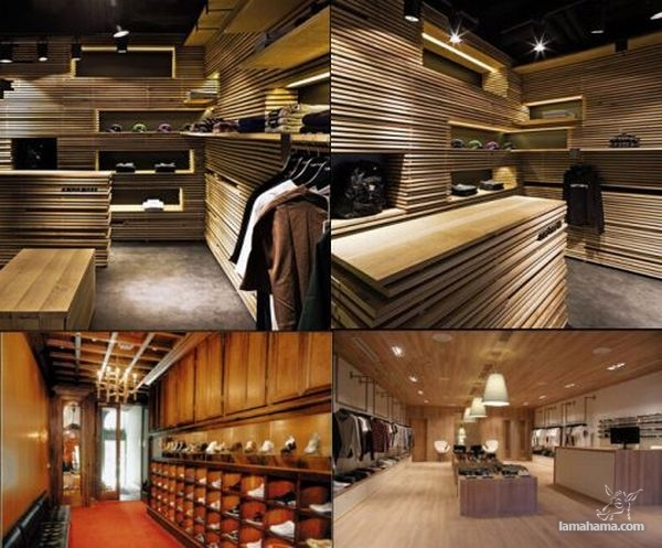 Modern houses of wood - Pictures nr 18