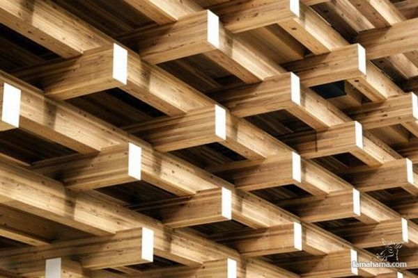 Modern houses of wood - Pictures nr 19