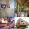 Modern houses of wood - Pictures nr 20