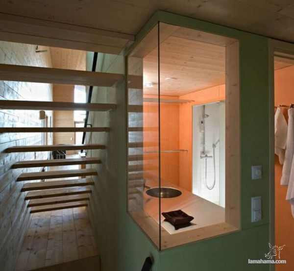 Modern houses of wood - Pictures nr 21