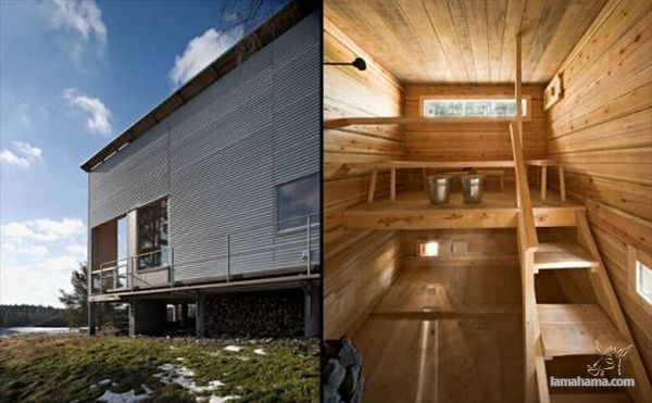 Modern houses of wood - Pictures nr 22